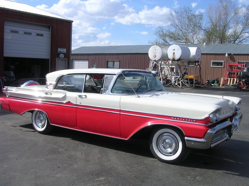 58 Mercury Turnpike Cruiser