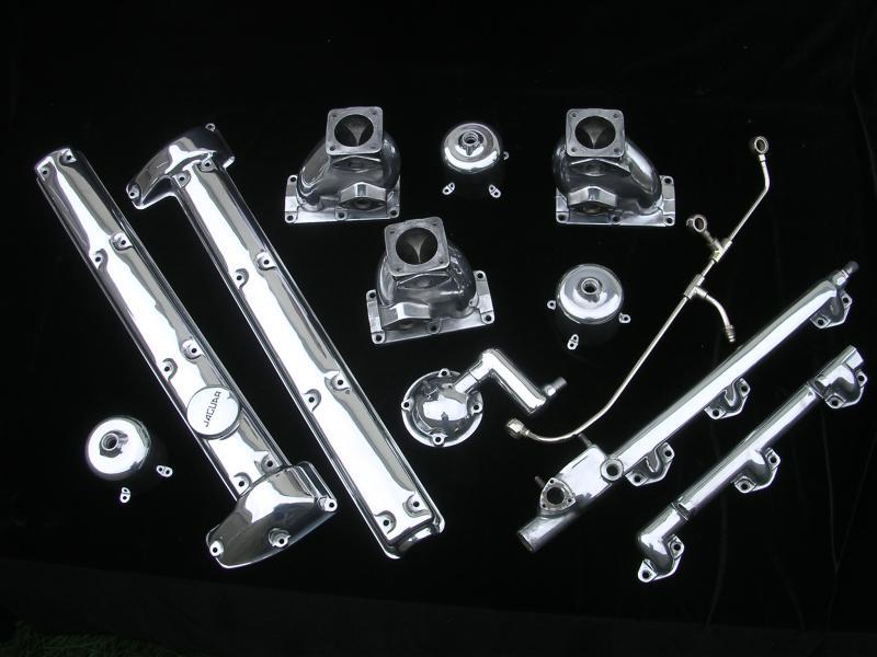 Jaguar parts