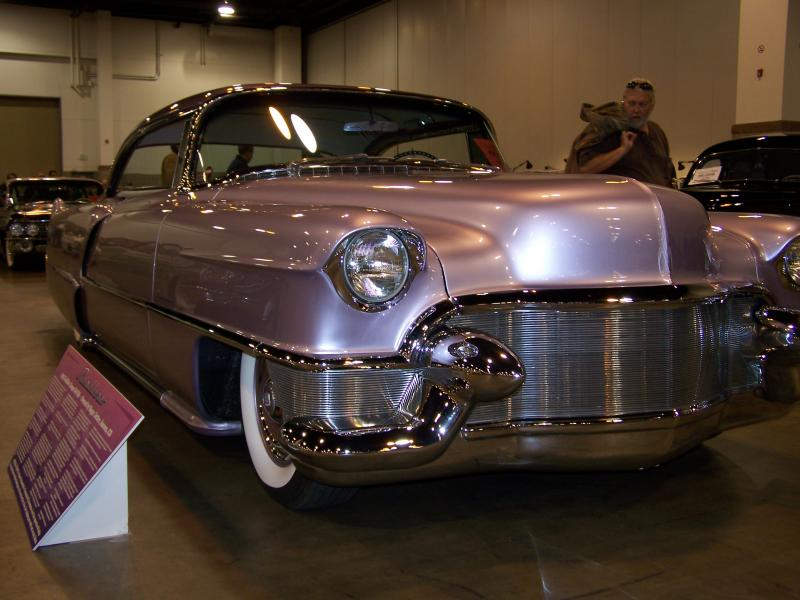 Roger Jetter 55 Cadillac
