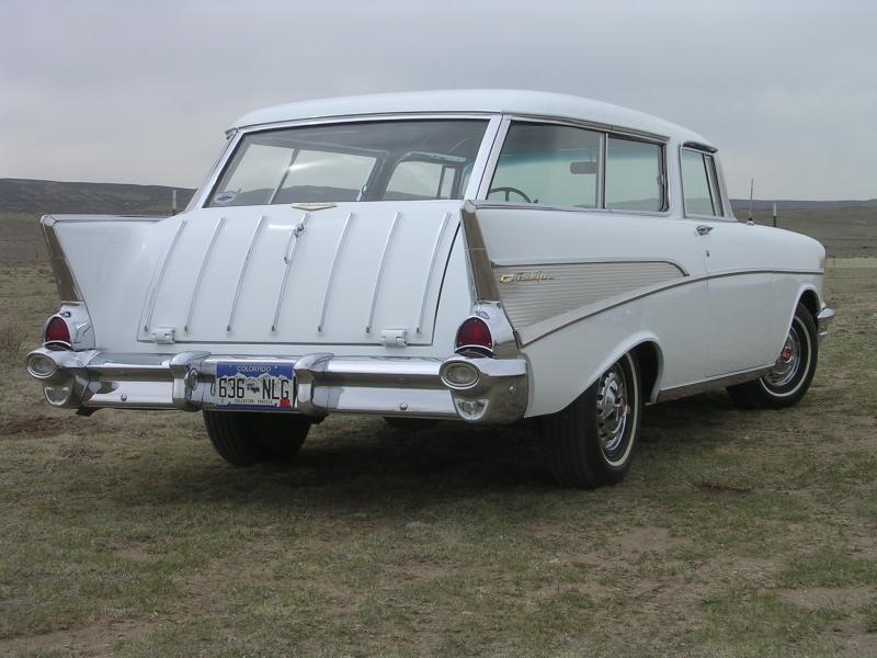 1957 nomad, 57 nomad, stainless,