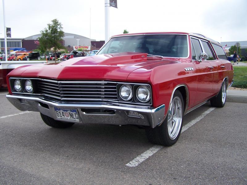 67 Buick Sportwagon